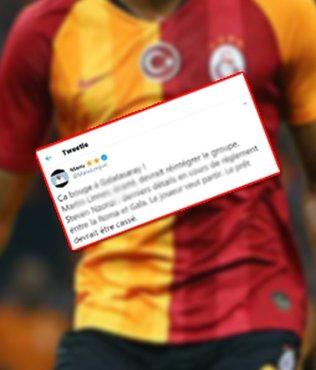 Fransız basınından Nzonzi iddiası! Roma ile Galatasaray görüşme halinde
