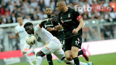 N'Sakala transferi resmen açıkladı! Fenerbahçe ve Beşiktaş...