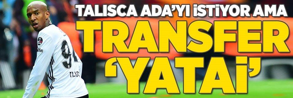 Talisca transferi 'Yatai'