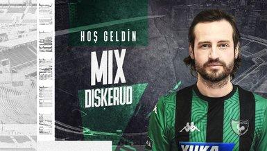Denizlispor Mikkel Diskerud ile sözleşme imzaladı!
