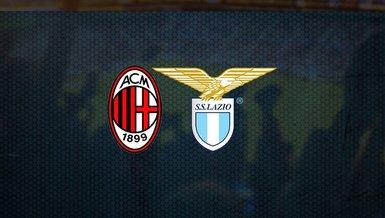 Milan - Lazio maçı ne zaman, saat kaçta ve hangi kanalda canlı yayınlanacak?   İtalya Serie A