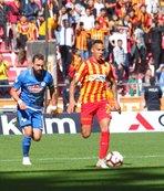 """Kayserisporlu Chery: """"Daha fazla gol atmak istiyorum"""""""