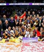 Eczacıbaşı VitrA, dördüncü kez FIVB Dünya Kulüpler Şampiyonası'nda