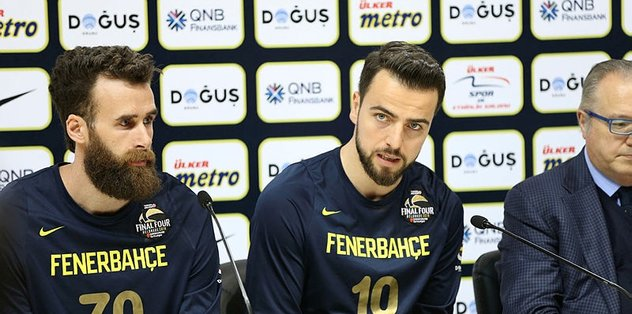 Fenerbahçe Doğuş, Sırbistan'a gitti