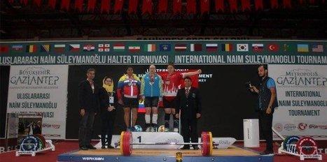 Naim Süleymanoğlu Halter Turnuvası sona erdi