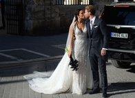 Real Madrid'li Sergio Ramos'un düğününde büyük skandal