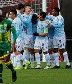 Başakşehir'de Serdar Taşçı ilk maçına çıktı