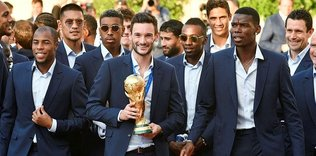 Zafer Fransa'nın!