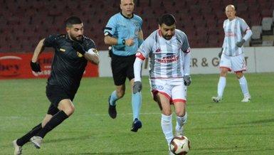 Balıkesirspor 0-5 İstanbulspor | MAÇ SONUCU