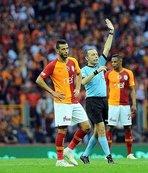 Galatasaray'da bir duran top kavgası daha!