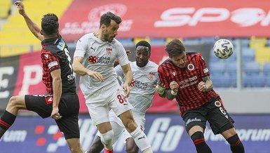 Gençlerbirliği Sivasspor 2-3 (MAÇ SONUCU - ÖZET)