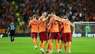 Son dakika spor haberi: İşte Galatasaray'ın grubunda puan durumu! (GS spor haberi)