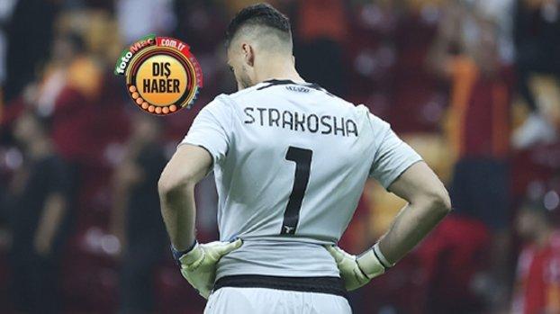 Galatasaray Lazio maçında hatalı gol yiyen Strakosha için İtalyan psikolog konuştu! Yuhalanabilir