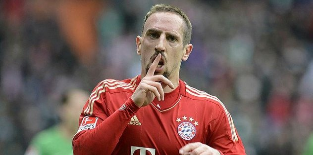Fenerbahçe'den Ribery atağı