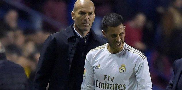 R. Madrid'li Eden Hazard ameliyat oldu