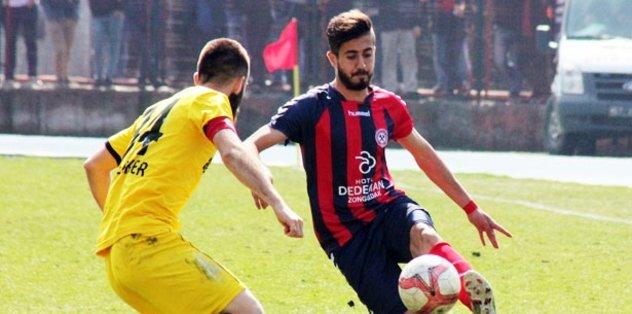 Kömürspor'da kaptan Mert sözleşme yeniledi