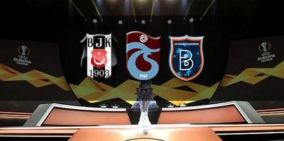 UEFA Avrupa Ligi'ndeki rakipleri tanıyalım