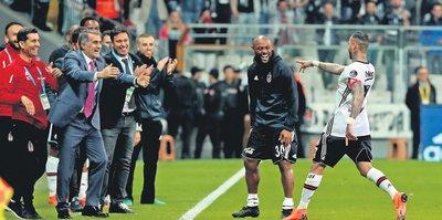 Beşiktaş, Yeni Malatyaspor'u 3-1 mağlup etti