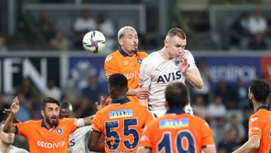 Medipol Basaksehir beat Fenerbahce 2-0 for season's 1st win