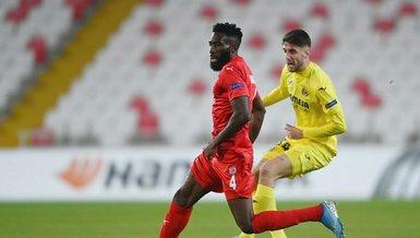 Sivasspor'da Aaron Appindangoye şoku! 4 hafta yok