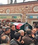 Beşiktaş'ın eski kulüp müdürü Ulusel'in cenazesi defnedildi