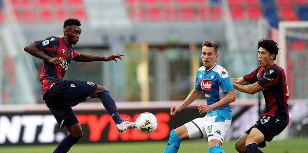Bologna 1-1 Napoli | MAÇ SONUCU - Futbol -