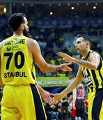 Fenerbahçe Beko Olimpia Milano'yu devirdi!