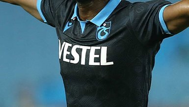 Trabzonspor'da Benik Afobe Sivasspor maç kadrosundan çıkartıldı