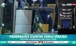 Fenebahçe kafilesi Bornova Stadı'na ulaştı