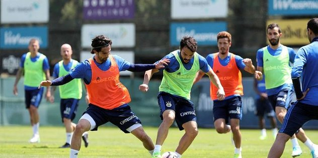 Fenerbahçe'de Adana mesaisi
