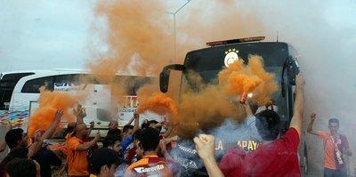 Galatasaray taraftarı ve basın Alanya'ya gidemiyor