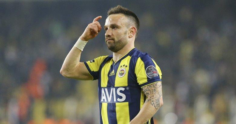 Fenerbahçe'de Valbuena'nın yerini o yıldız dolduracak!