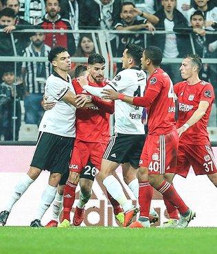 Sivasspor Kartal'ap atladı