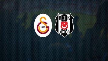 G.Saray - Beşiktaş | CANLI