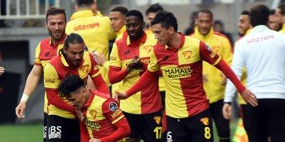 Göztepe 4-1 Antalyaspor | MAÇ SONUCU