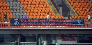 """cengiz icin guzel pankart 1593383490404 - Mustafa Cengiz'den taraftara mesaj! """"Umudunuzu yitirmeyin"""""""