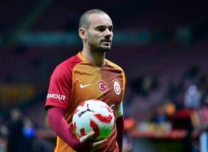 Sneijder Galatasaray'a geri mi dönüyor? Menajeri açıkladı...