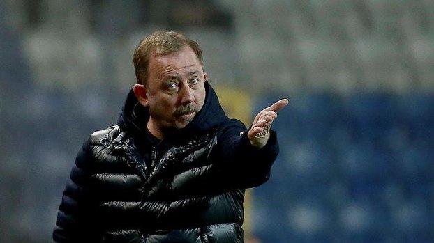"""Olay Sergen Yalçın yorumu! """"Beşiktaş'a layık değil demek..."""" #"""