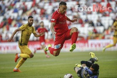 Antalyaspor - Yeni Malatyaspor maçtan kareler...