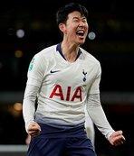 Tottenham'lı Heung-min Son 5 maçı kaçıracak