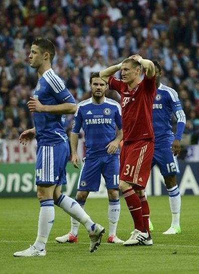 Bayern Münih - Chelsea (Şampiyonlar Ligi Final)