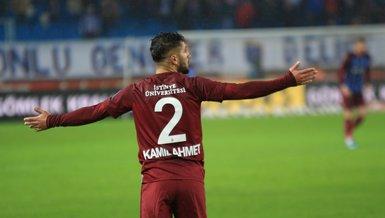 Son dakika Trabzonspor haberleri   Kamil Ahmet kadrodan çıkartıldı!