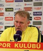 Prosinecki'den Göztepe yorumu: Göztepe maçını kazanıp...
