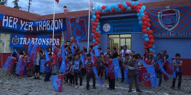 Bize Yalvaç da Trabzon