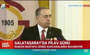 Mustafa Cengiz: Haklı bir savaşta olduğumuza inanıyoruz
