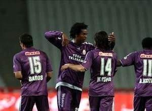 Büyükşehir - Galatasaray (TSL 32. hafta maçı)