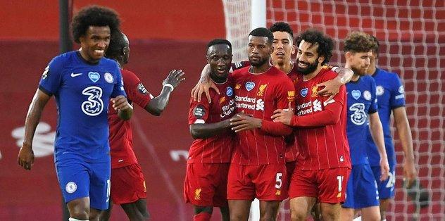 Liverpool 5-3 Chelsea   MAÇ SONUCU - Futbol -