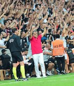 Beşiktaş Şenol Güneş'le Avrupa'da skorer