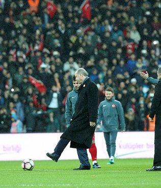 Başkan Erdoğan sahaya çıkıyor
