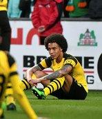 Borussia Dortmund, Werder Bremen deplasmanından 1 puanla döndü